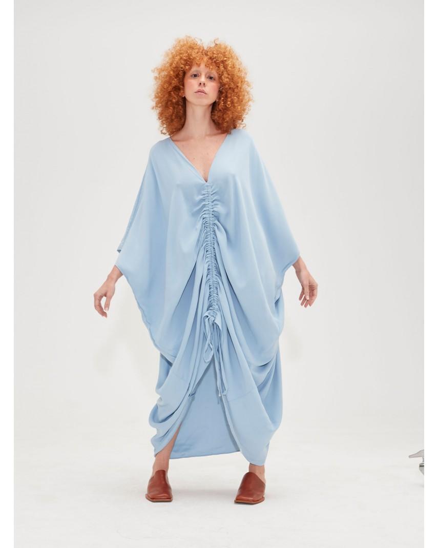 Vestido Céu - Azul