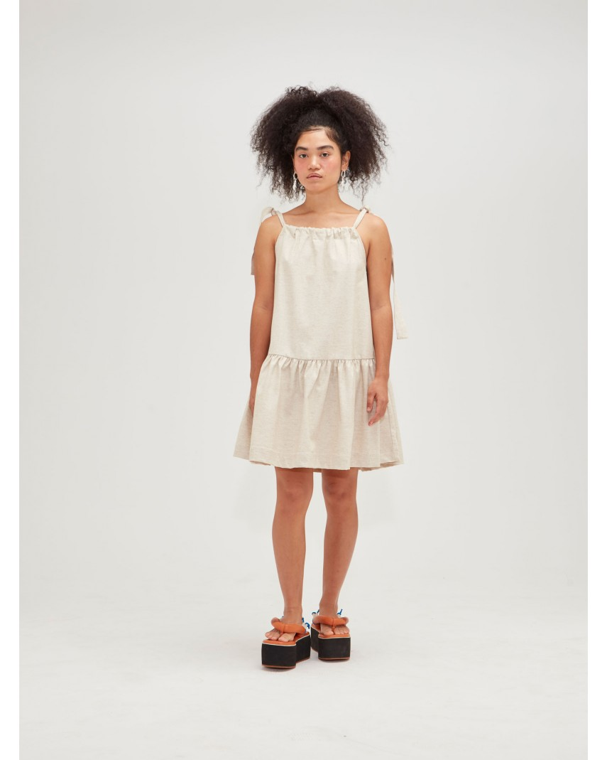 Vestido Picnic - Linho
